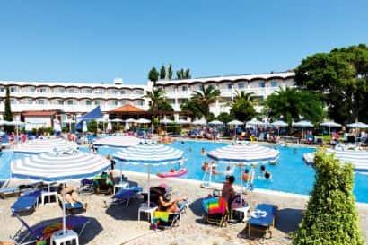Hotel Sun Palace, Faliraki, Rhodes</h3>