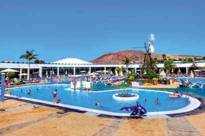 Lanzasur Splash Resort, Playa Blanca, Lanzarote
