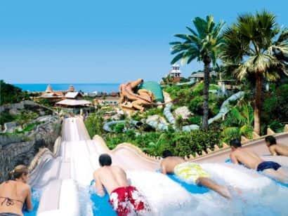 Parque Cristobal Bungalows and Siam Park, Playa De Las Americas, Tenerife</h3>