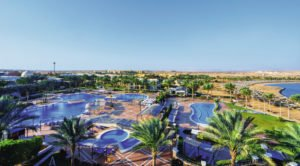 Jaz Lamaya Resort in Marsa Alam