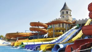 Aqua Paradise Resort Splash World
