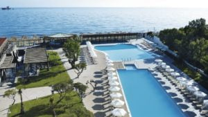 Atlantica Akti Zeus Hotel Splash World